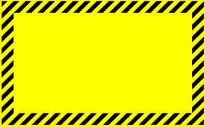 Stop clipart danger sign Sign clipart collection Blank Caution