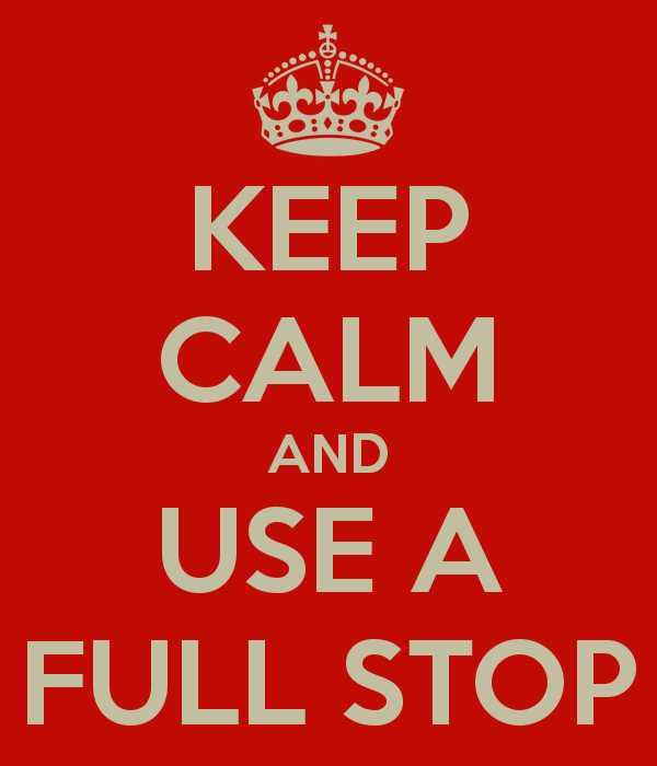 Stop clipart full stop Clipart Clipart Stop love and