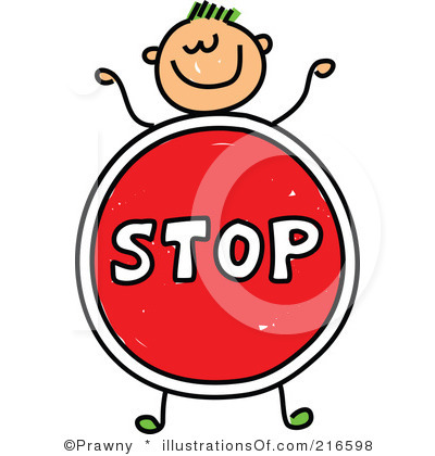 Stop clipart full stop Clipart Clipart Free Clipart Sign