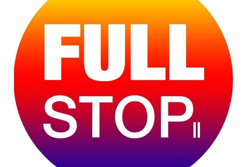 Stop clipart full stop LAUNCH Yangon MYANMORE STOP FULL