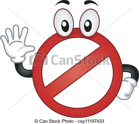 Stop clipart hand Stop Hand Clip Sign Art