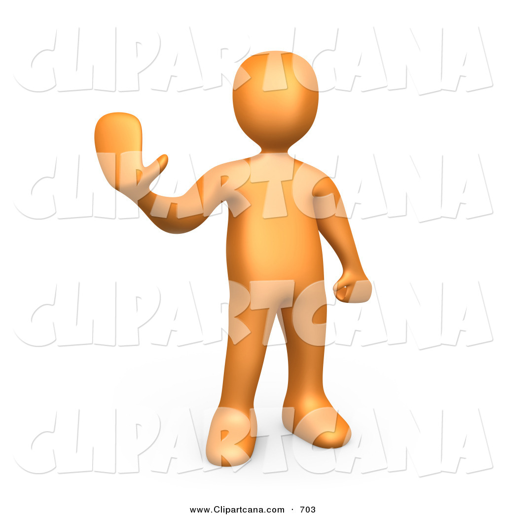 Other clipart friendly person Stop Stock Free Royalty Stock