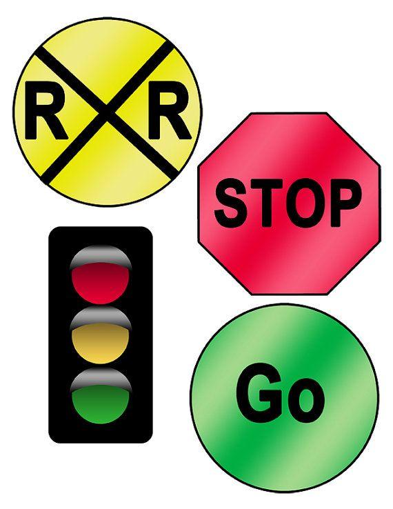 Stop clipart safety sign Ideas Best DIGITAL Printables Pinterest