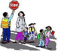 Stop clipart school guard Pinterest crossing Thank best You