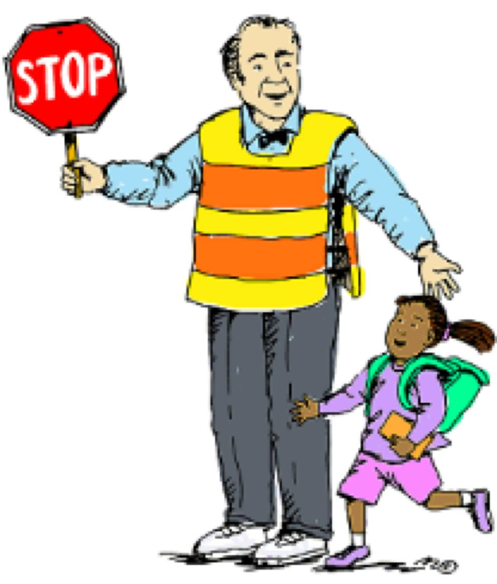 Stop clipart school guard NOW protecting fun is or
