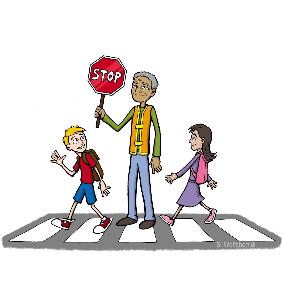 Stop clipart school guard Schools Download Homeland Homeland Clipart