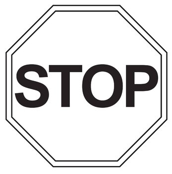 Stop clipart signage Clip Sign Art: Dancing and