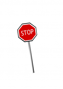 Stop clipart signage Clip Art Sign Signs Stop