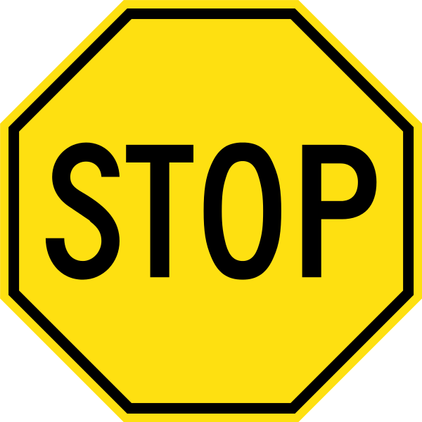 Stop clipart speed limit From » Sign Font sign