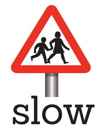 Stop clipart speed limit Road stopping safety distances Speed