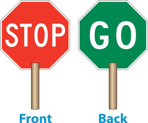 Traffic clipart signboard #5