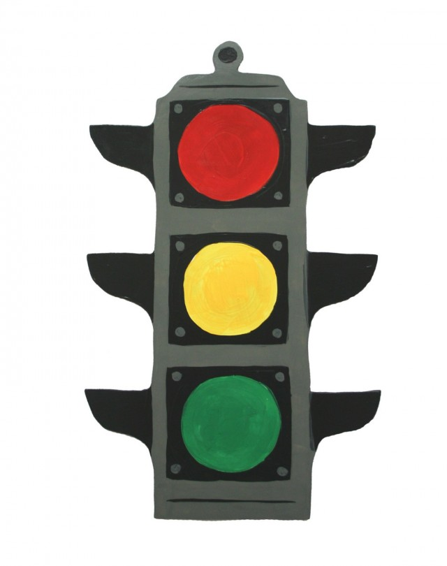 Traffic clipart traffic light Of Coloring  Traffic Clip
