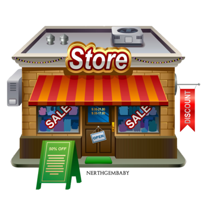 Store clipart By Amberjackson Amberjackson CLIPART on