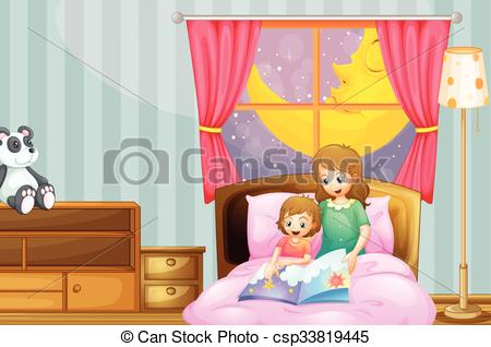 Night clipart bedtime #4