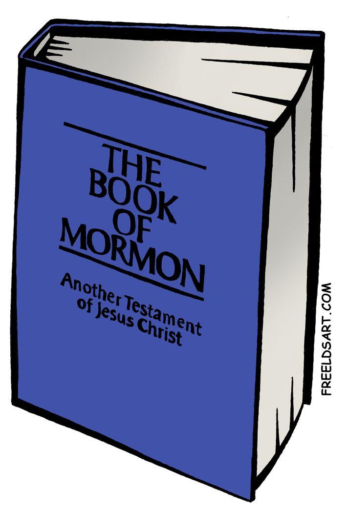 Scripture clipart lds #15
