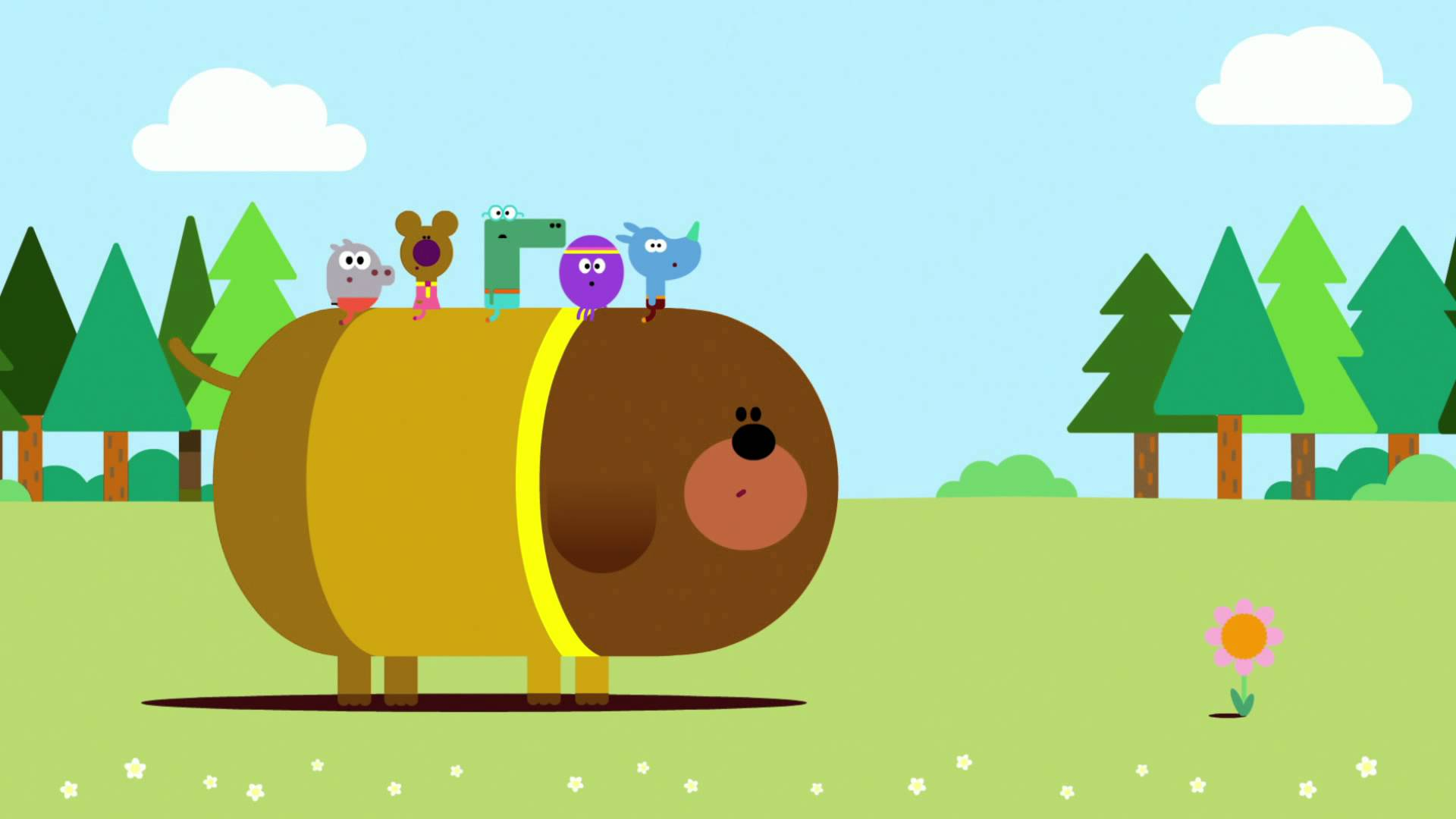 Stories clipart careful Stories Duggee Careful Hey The