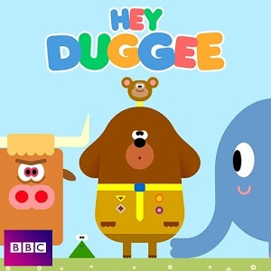 Stories clipart careful  Movies Hey The Duggee:
