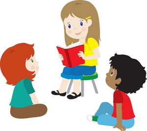 Stories clipart children's book Sharing Story Story Clipart Sharing