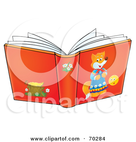 Stories clipart children's book Children of Clipart Reading Preview