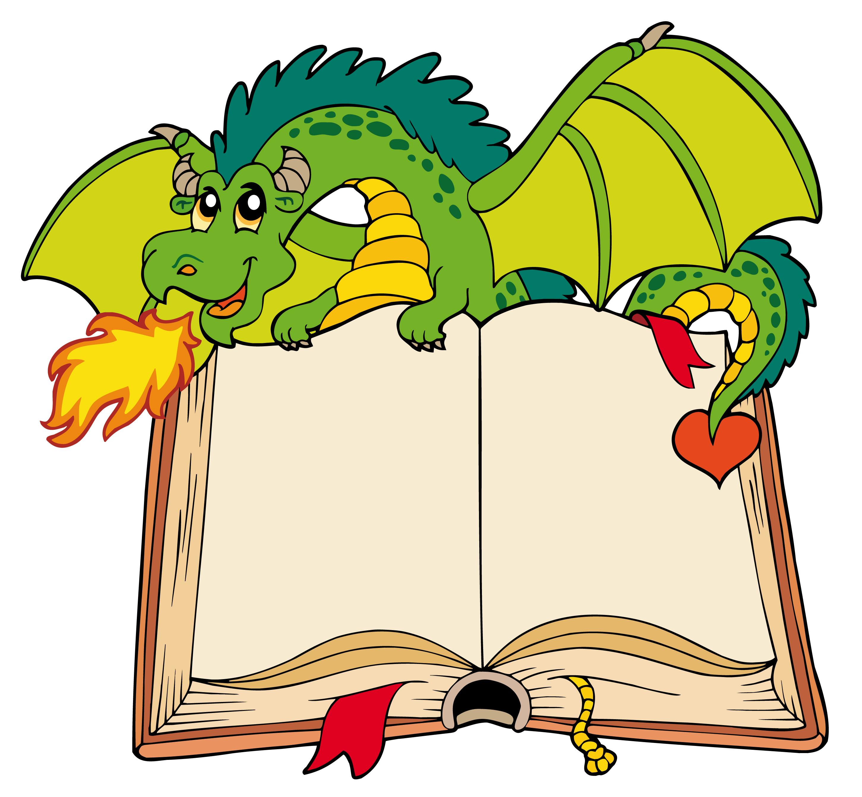 Stories clipart cute book Cute Cartoon on Free Free