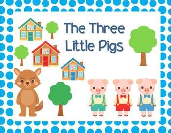 Stories clipart cute book The Little about 324 Pigs