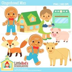 Gingerbread clipart story Gingerbread Gingerbread Clipart Clip from