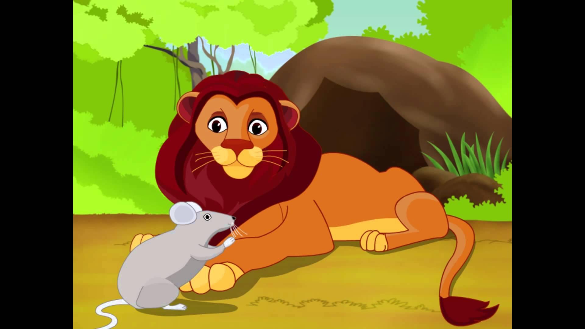 Rat clipart lion #1