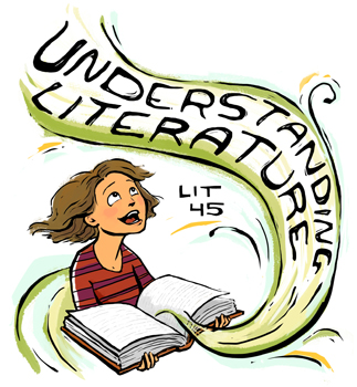 Stories clipart literature 045 Understanding Read  LIT