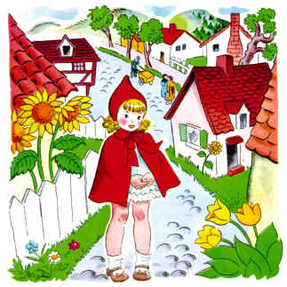 Red Riding Hood clipart disney Hood Little 1 Story Red