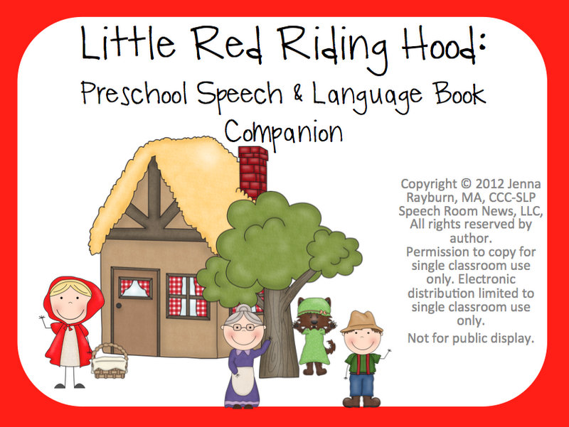 Stories clipart little red riding hood Sequencing: story of Companion the