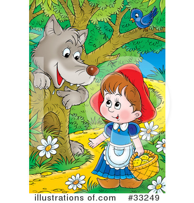 Stories clipart little red riding hood Free Clipart Riding Little Little