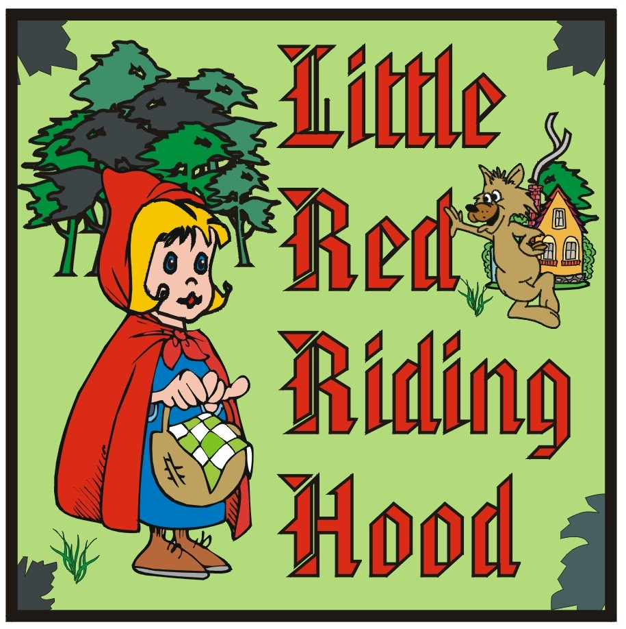 Stories clipart little red riding hood Avon Red PTA Early TrueNorth