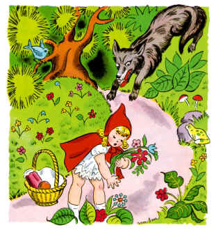 Stories clipart little red riding hood Red Story Riding Little Hood