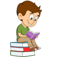Bobook clipart literacy Stack  Collection clipart books