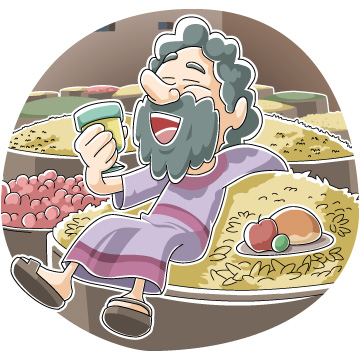 Stories clipart parable Of The Fool net Christian
