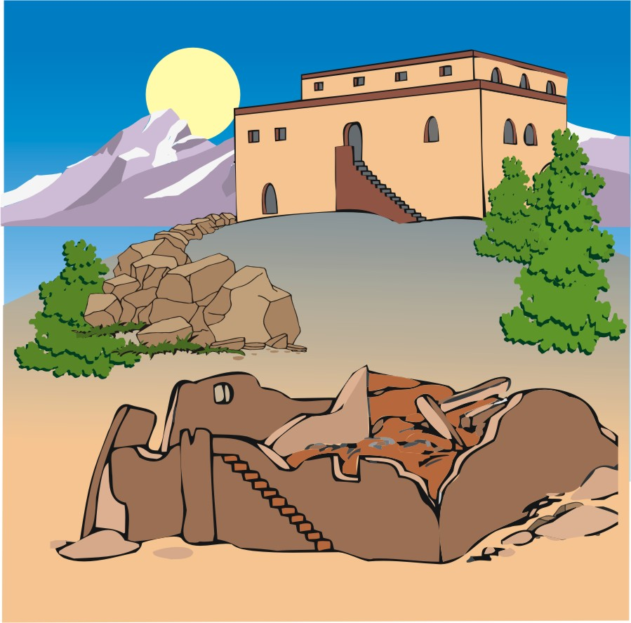 Stories clipart parable The House ideas Bible on