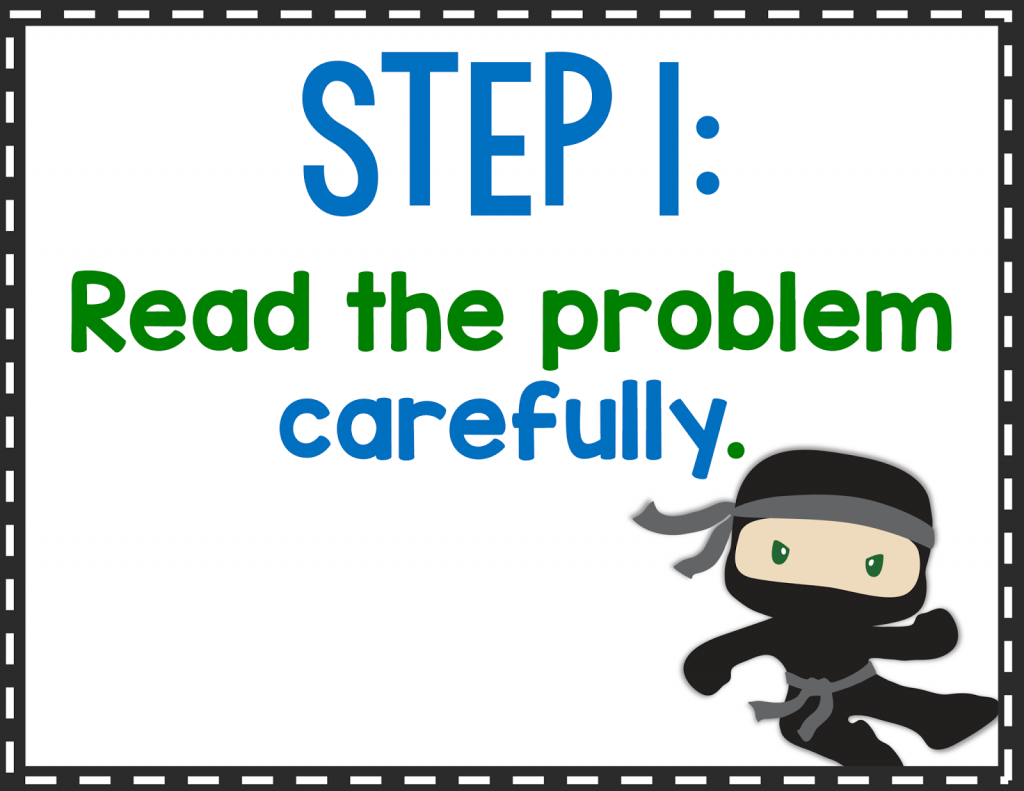 Stories clipart problem solving To Ninjas Your Be Problem