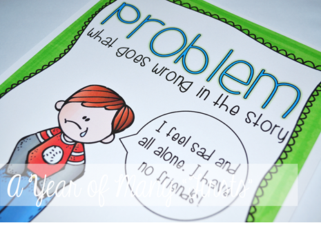 Stories clipart problem solving Firsts of Year Hey A