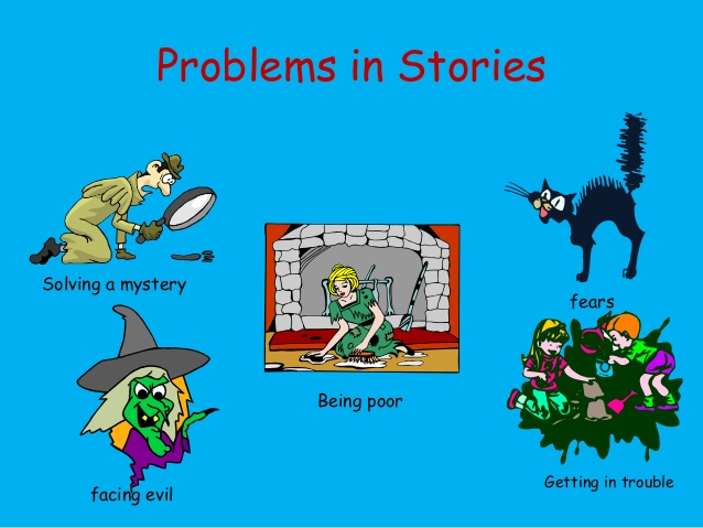Stories clipart problem solving Story? What a Stories are