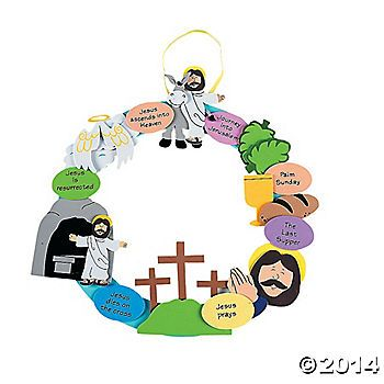 Stories clipart religious About little images Make Wreath
