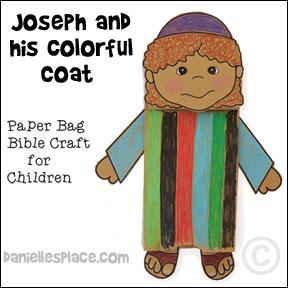 Coat clipart many color Coat Craft School and Joseph
