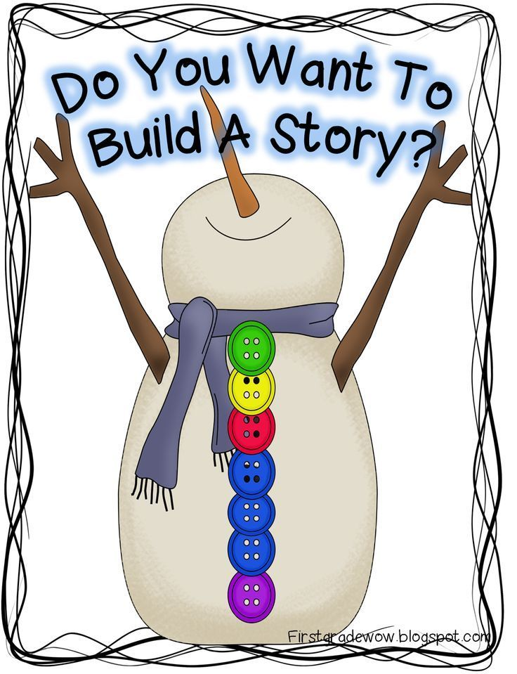 Stories clipart shared reading Reading about Snowman on Grade