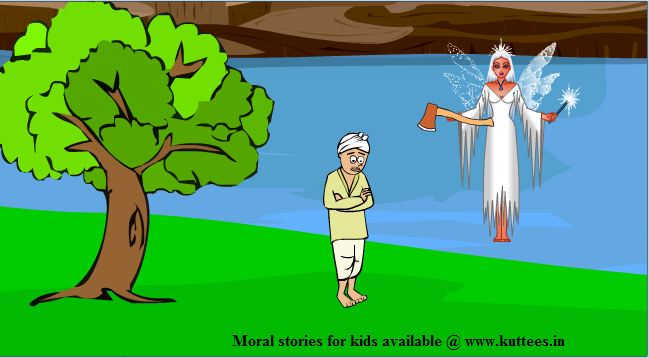 Unknown clipart honest person For  Moral The Stories