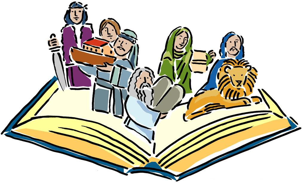 Stories clipart sunday school Baptist Sunday Clarks River Church