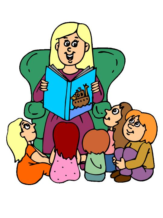 Stories clipart teaching child Linda for PELT Story telling