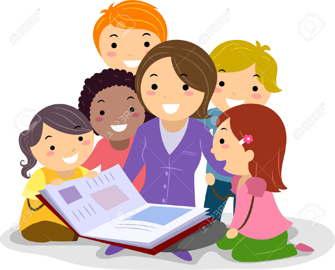 Stories clipart teaching child A Profession Fulfilling Teaching: Beauty