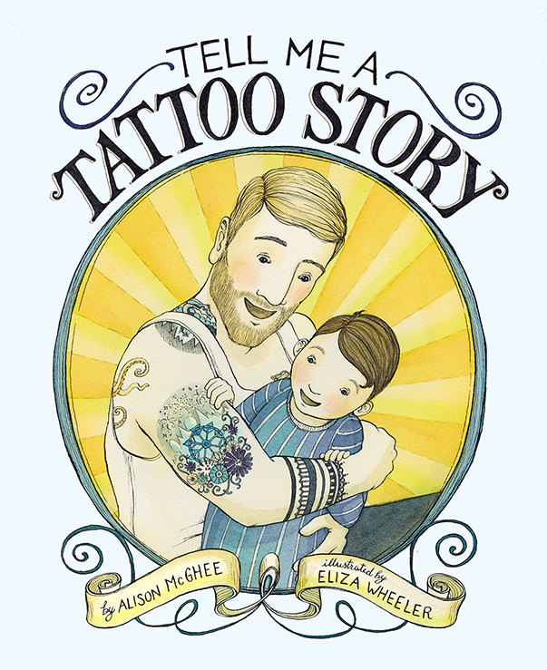 Stories clipart tell me Tell A  Tattoo Story