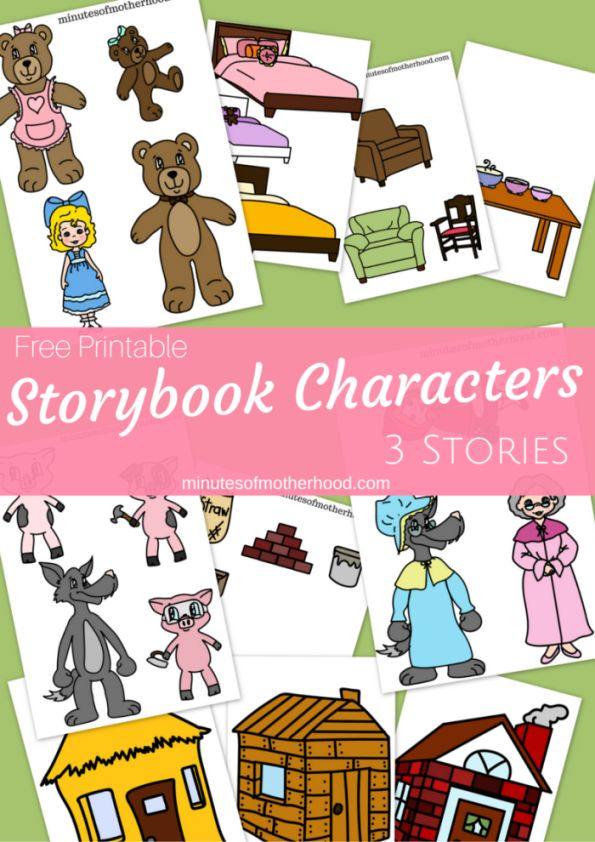 Stories clipart tell me Other story: Goldilocks to a