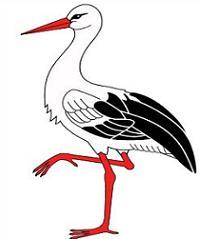 Stork clipart Stork Clipart Free stork