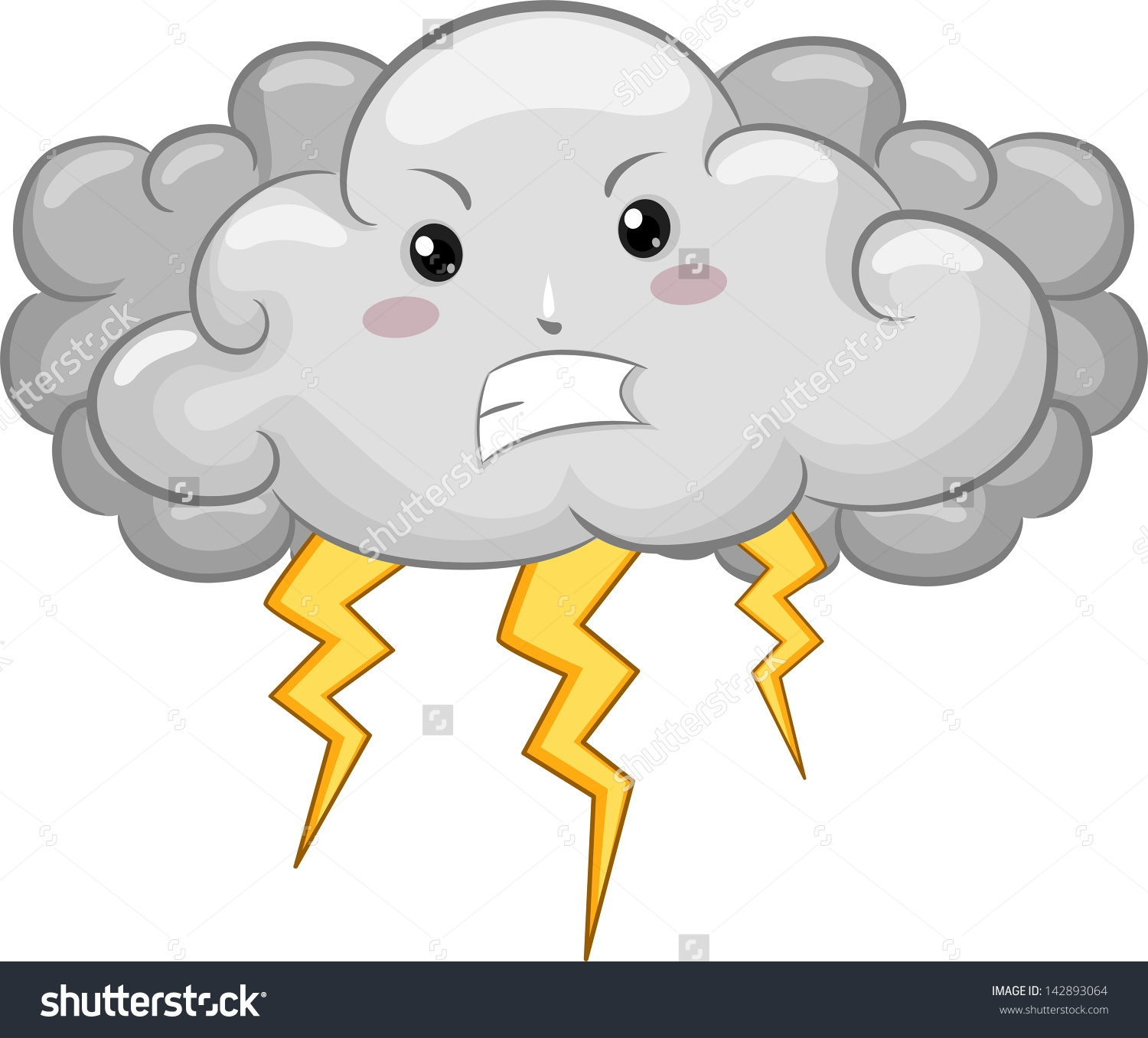 Storm clipart Clouds With A Pictures Clipart